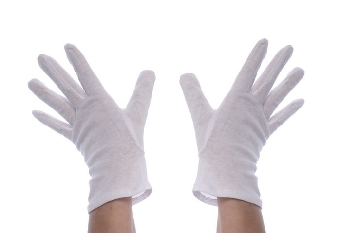Cotton Gloves For Dry Hands Cvs Image Of Gloves