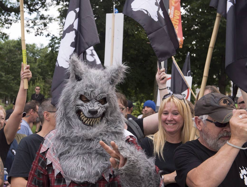 Inside The Secret Facebook Group Of Quebec's Far-Right