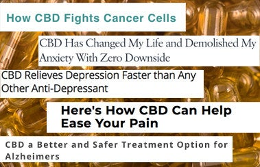 """And it's actually taken a lot of the spotlight away from THC, the most well-known cannabinoid, which causes the high associated with smoking marijuana. """"CBD has been getting a lot of attention lately because it may have some interesting therapeutic effects, and it is not psychoactive in the way that THC is. It doesn't make people high, and it may even counteract the effects of THC,"""" Susan Weiss, director of the Division of Extramural Research at the National Institute on Drug Abuse and an expert on marijuana science and policy, tells BuzzFeed Health.But tbh, all the attention is not that surprising when you think about all the health claims surrounding CBD — just look online and you'll see articles claiming it can cure just about anything. Seriously. In addition to menstrual cramps: anxiety, depression, psychosis, pain, nausea/vomiting, cancer, and way, way more."""
