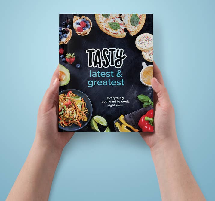 14 dishes from the new tasty cookbook that will rock your world share on facebook share forumfinder Choice Image