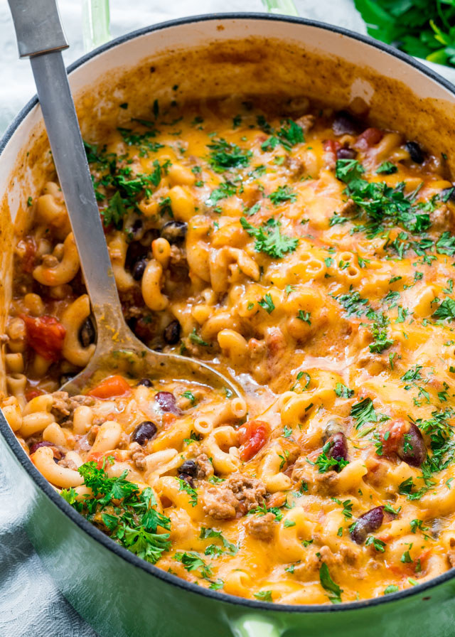 22 Cheap Dinner Ideas That Start With A Pound Of Ground Beef