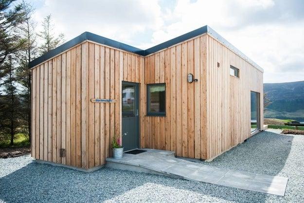 Blue Moon Studio on the Isle of Skye.