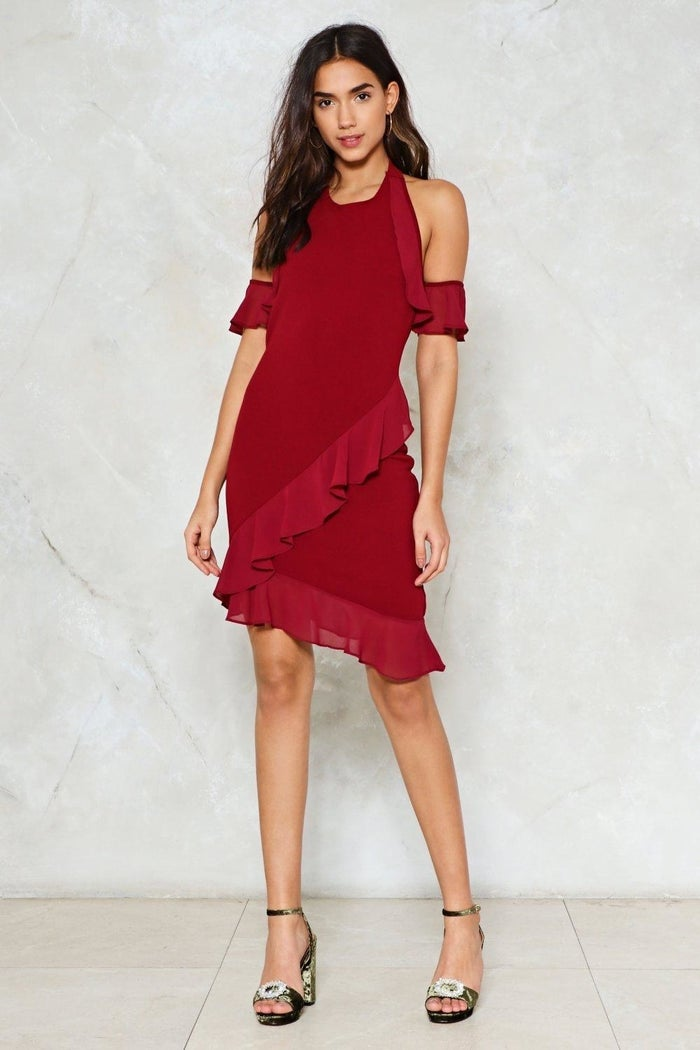 Get it from Nasty Gal for $30. Sizes: 2–10