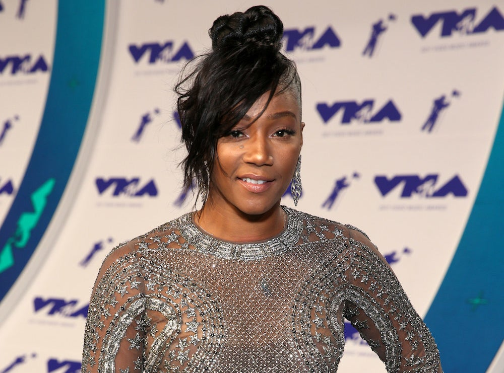 Tiffany Haddish is on her way to becoming a household name in Hollywood.