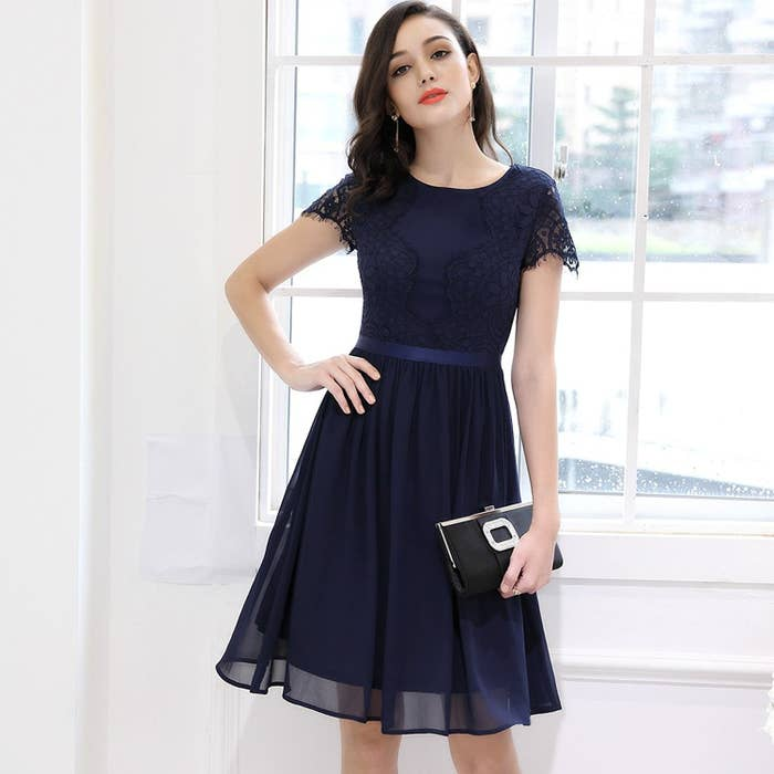 5cded4f7a5 These Stunning And Cheap Dresses Are What To Wear To A Winter Wedding
