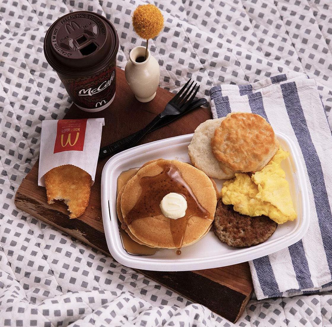 mcdonalds national breakfast day - HD1080×1080
