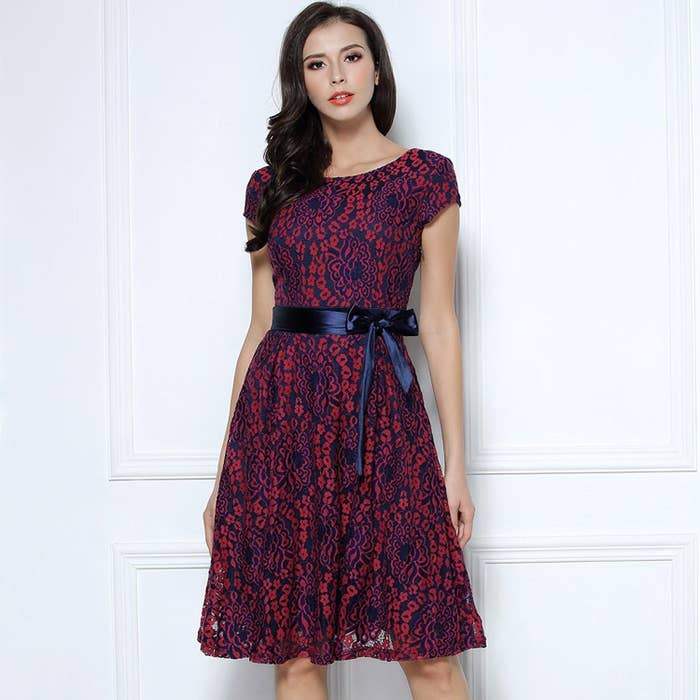 cc69a37d1b These Stunning And Cheap Dresses Are What To Wear To A Winter Wedding