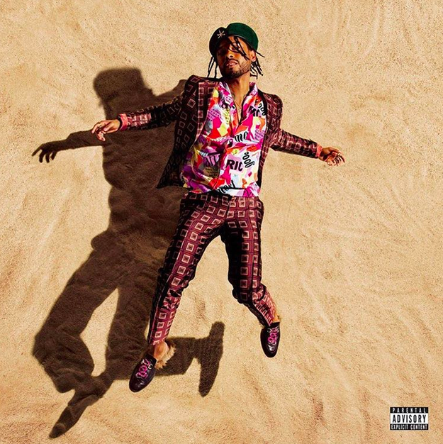 ALERT! Miguel, God of Baby-Making Music in the 21st Century has finally dropped his newest album, War & Leisure. And, of course, it's incredible.