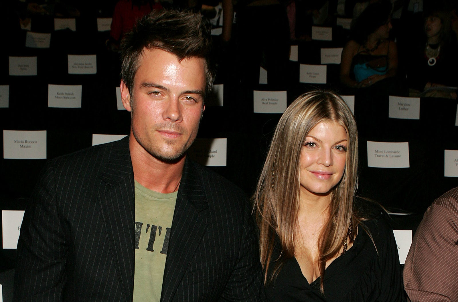 Fergie and josh duhamel pictures Josh Duhamel News, Pictures, and Videos E! News