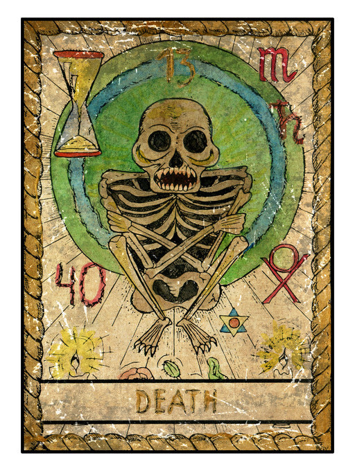 Pick Some Mystical Stuff And We'll Draw A Tarot Card For You