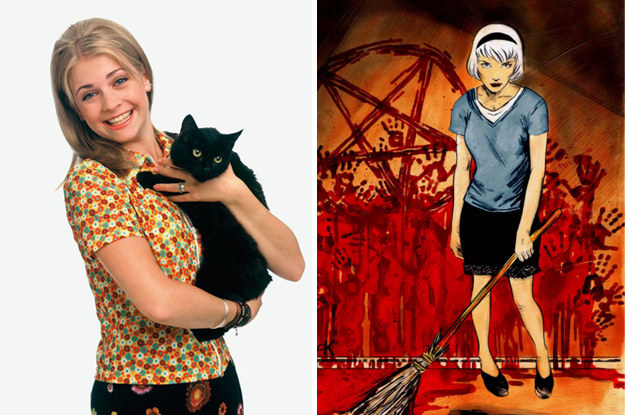 Two seasons of a new, darker version of Sabrina the Teenage Witch are coming to Netflix, BuzzFeed News has confirmed.