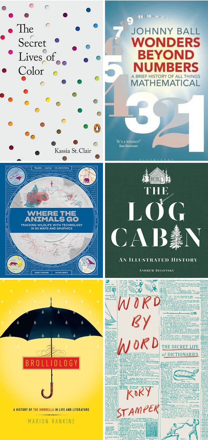 This Year\'s Best Books For Everyone In Your Life
