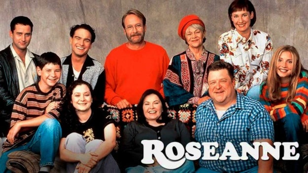 So just in case you didn't know, the classic '80s/'90s sitcom Roseanne is getting a reboot.