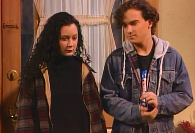 Of course, that led to one big question: Would Johnny Galecki who now stars in the biggest show on television, The Big Bang Theory, return to his role as Darlene's husband, David?