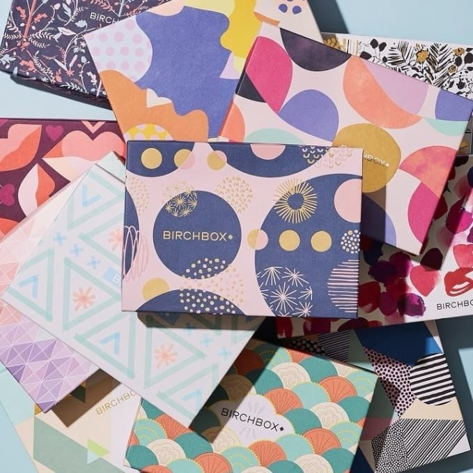 What you'll get: Fill out a profile so they know what to send you and each month, then you'll get a box of five beauty samples – all types of items, like things for your skin, hair, and style. Get it from Birchbox: $10/month or $110/year