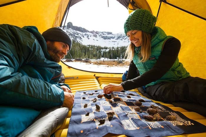 What they'll get: A box of three to six outdoors-y products based on their personal profile. And while you're at it, check out their holiday products!Get a monthly subscription from Cairn for $29.95.