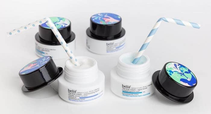 The True Cream Aqua Bomb by belif #9