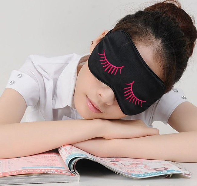 christmas gift sleeping mask blindfold Sleep mask new year gift gift for her sleeping mask for women