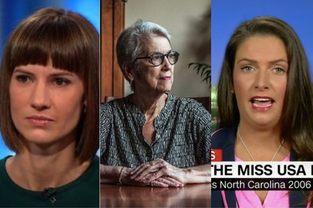 Three Women Who Accused Trump Of Sexual Misconduct Will Speak Out Again Monday