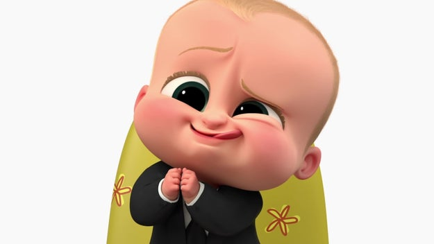 Hear ye! Hear ye! Today is a day that will go down in history. That is because everybody's favorite movie that they watched on a plane has been nominated for a Golden Globe! And yes, I'm talking about The Boss Baby!
