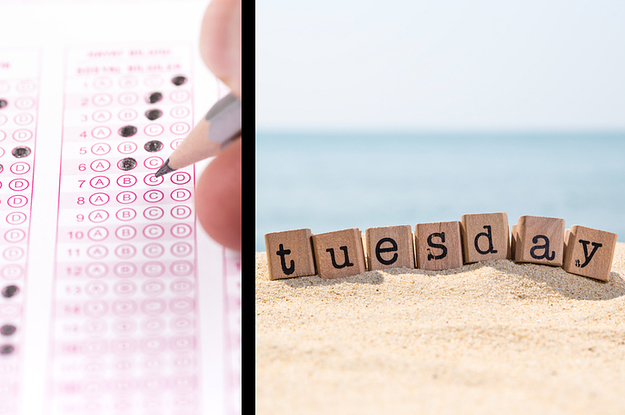 This Honest Personality Test Will Tell Us Which Day Of The Week You Were Born