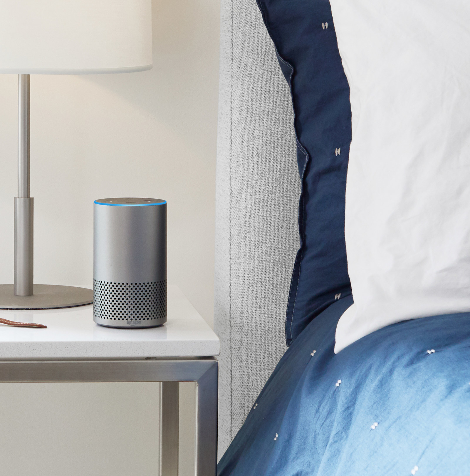 your amazon echo can now wake you up with heavy metal