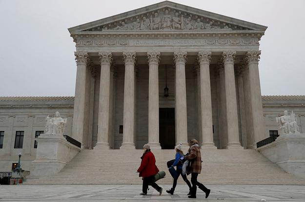 Justices Pass On Deciding If Anti-Gay Workplace Discrimination Is Banned Under Current Law