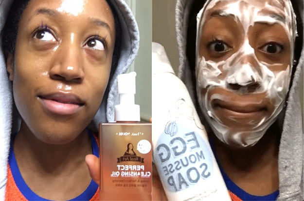 You Should Really Be Washing Your Face Four Times A Day, Not Twice, And Here's Why
