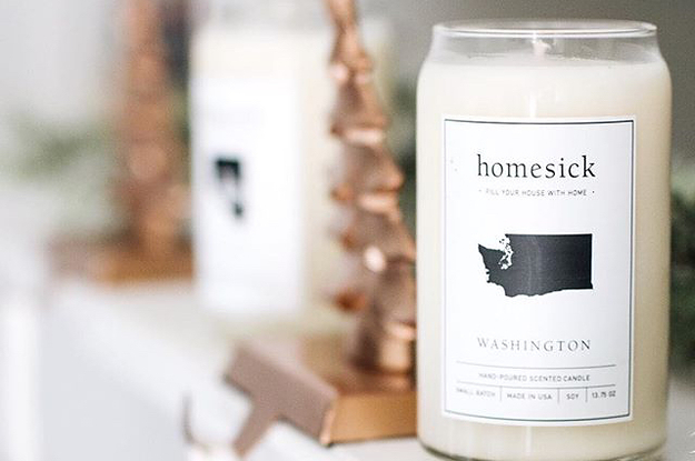Homesick Candles Now Include Cities And Countries They Are The Perfect Holiday Gifts