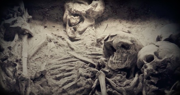 Prior to being turned into a tourist attraction, the tombs had been sealed for decades.