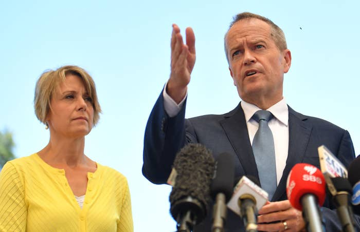 """Kristina Keneally was the first female premier of New South Wales and was Labor's unsuccessful candidate for the federal by-election in the seat of Bennelong last weekend. She is routinely referred to as """"Bill's girl""""."""