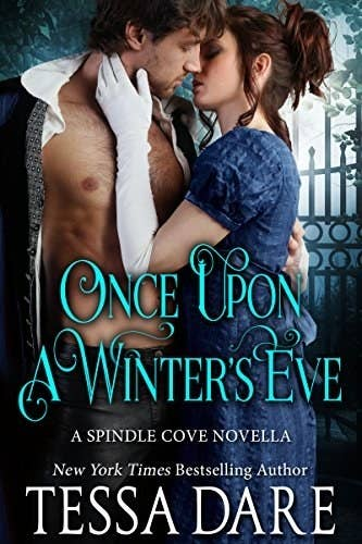 """A lovely young lady attending the ball finds herself in the clutches of a dashing and dangerous criminal. But will he be able to whisper her out of her pantaloons before the night is over? """"It is such a fun, sexy wintertime/holiday story. It is historical but I think Tessa is the most approachable historical author out there. It's contemporary romance with dukes and duchesses.""""- Random Acts of BrilliancePublished 11/15/11"""
