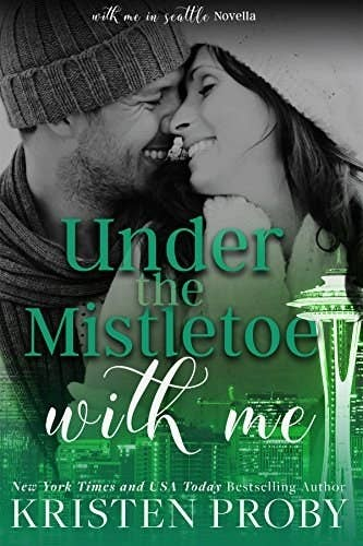"""New changes bring new stress to any stable long-term relationship. Should voicemails and texts send our heroine to the mistletoe or to an attorney? """"I LOVE that she takes you inside the world of an already married Isaac and Stacy.""""- Fashion Forward Teacher""""Ms Proby was absolutely correct in her blurb when she said 'Under The Mistletoe With Me 'reminds us of what it means to reconnect with the person you love the most, even if they never left in the first place.' Ms. Proby painted a vivid picture of the extended Montgomery clan. The love this family shares and banter between the siblings will warm your heart.""""- Puck MomPublished 12/13/12"""