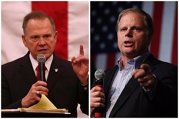 Live Updates: Polls Open In Alabama As A Wild And Crazy Race Draws To An End