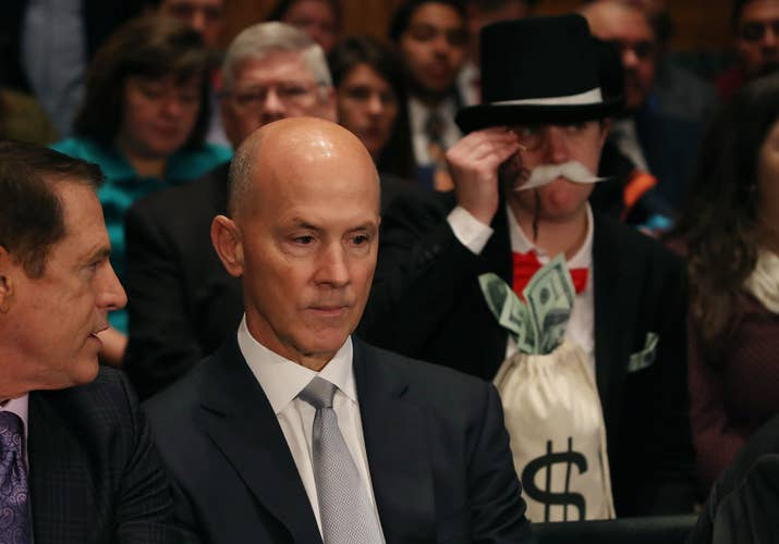 """Hackers were able to obtain names, addresses, social security numbers, and birthdays of people. The CEO of Equifax testified before Congress about the hack, admitting it was """"human error"""" where they knew about a software vulnerability but didn't fix it. He later resigned (with a $18.4 million pension). This was a bad one. Real bad."""