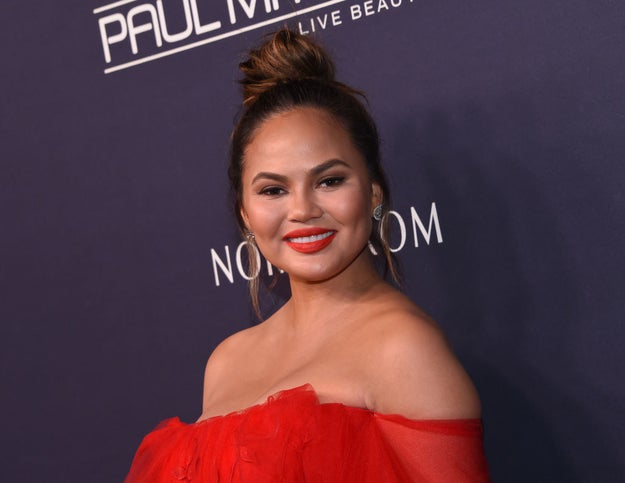Chrissy Teigen got super real about her experience with postpartum depression.