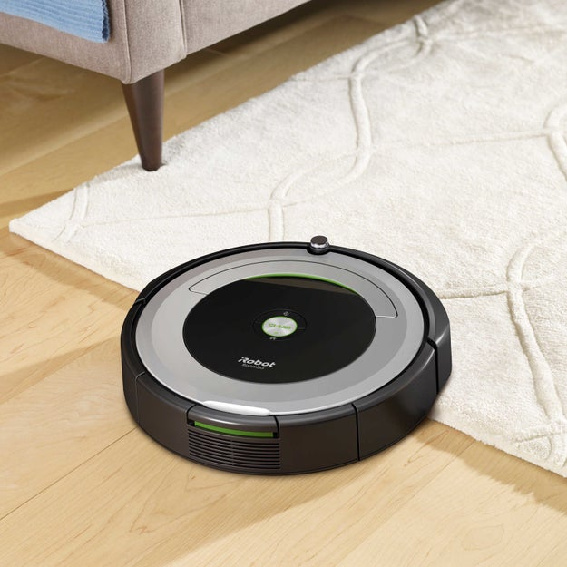 Roomba is planning on selling maps of your home.