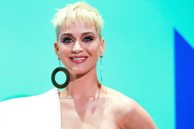 Katy Perry shared that she used to deal with suicidal thoughts.