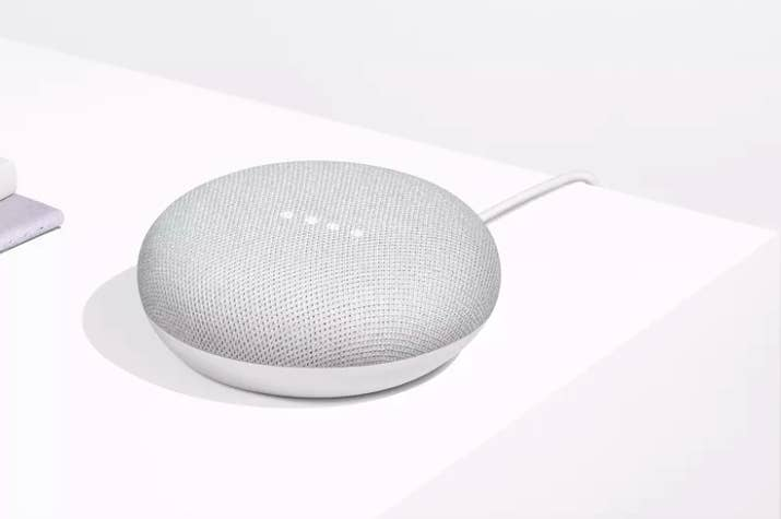 """Instead of only starting to listen and record when you say """"Ok, Google"""", the Mini was actually recording all the time. The flaw was only in the Mini, and a software patch fixed it."""