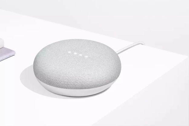 Google Home Mini had a flaw that caused it to always listen to you.