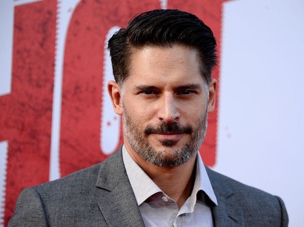 Joe Manganiello: jo man-guh-nello