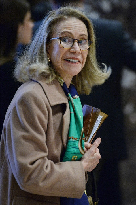 Kathleen Hartnett White