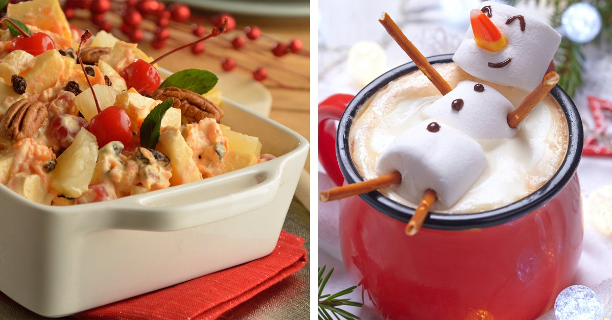 20 Recetas Facilisimas Para Tu Cena De Navidad Que Puedes Hacer En Casa - Que-preparar-para-la-cena-de-navidad