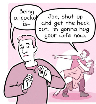 This incredibly informative comic about cuckolding.