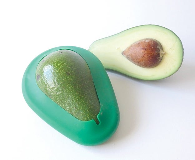 These genius food huggers that will save your beloved 'dos from going prematurely brown.