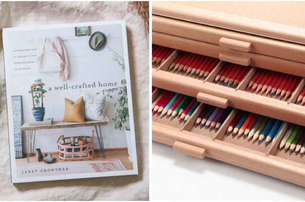 21 Crafty Gifts To Give To Anyone Who Just Loves Make Things