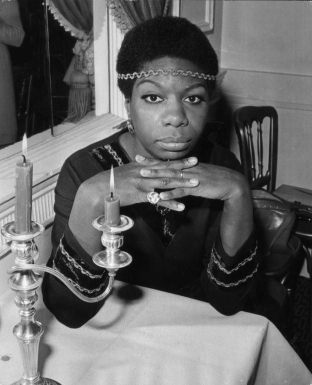 The 2018 Rock and Roll Hall of Fame inductees were announced on Wednesday, and among them is singer-songwriter Nina Simone.