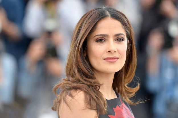 Salma Hayek Says Harvey Weinstein Sexually Harassed And Threatened To Kill Her