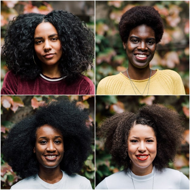 So we asked Andre and fellow pro stylist Jèan Selassie Frèdèric to make over four different textured naturalistas, while educating them on their beautiful curls in the process.