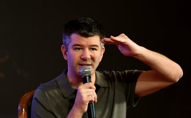 Uber had a massive customer data breach, and didn't tell anyone for a year.